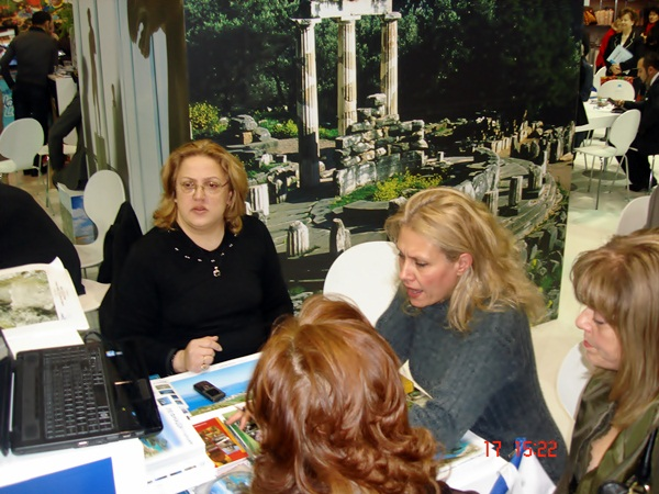 PROMOTION OF LEFKADA HOTELIERS' UNION IN BULGARIA