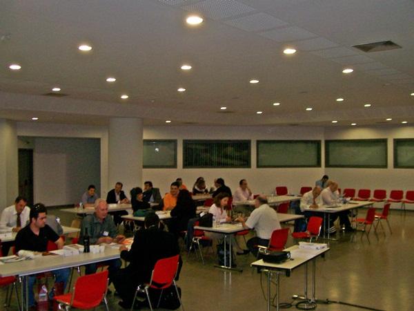Workshop organized by Respond On Demand