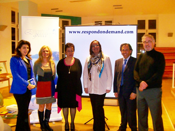 Respond On Demand promotes Greece to Belgium