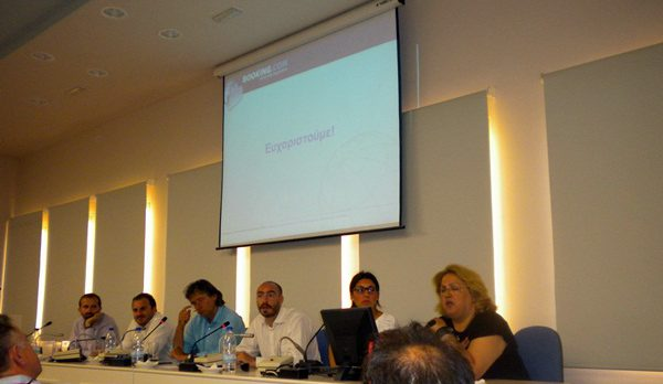 RESPOND ON DEMAND SPEAKS TO TOURISM PROFESSIONALS IN CHANIA, ABOUT NEW TRENDS IN TOURISM