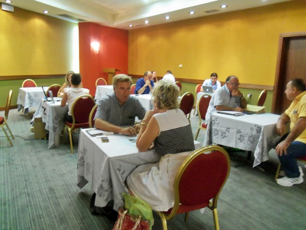 B2b meetings event organized by Respond On Demand in Chania, CRETE