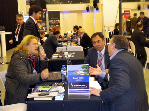 Participation to BTexpo in Brussels