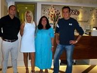 22 – 25 September, 2013: fam trip to Sivota Diamond Spa Resort