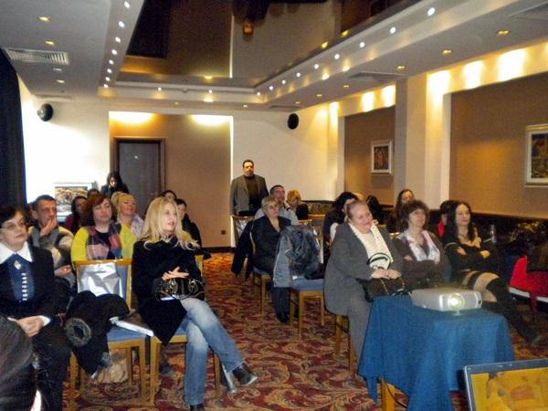 February 12, 2014 – Sofia, Bulgaria