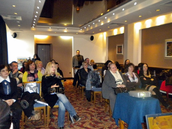 February 15, 2013 – Sofia, Bulgaria