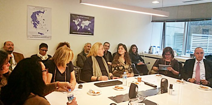 Turkish Tourism Professionals Get to Know Greece