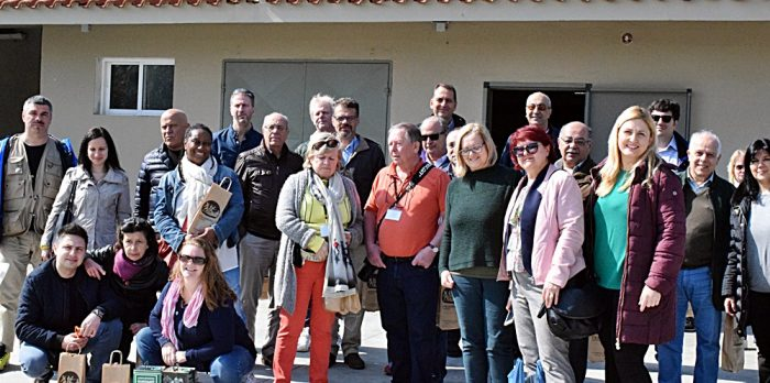 Fam trip to the area of Thrace – March 2018