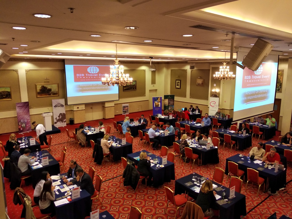 8th B2B Travel Event Thessaloniki, 2019