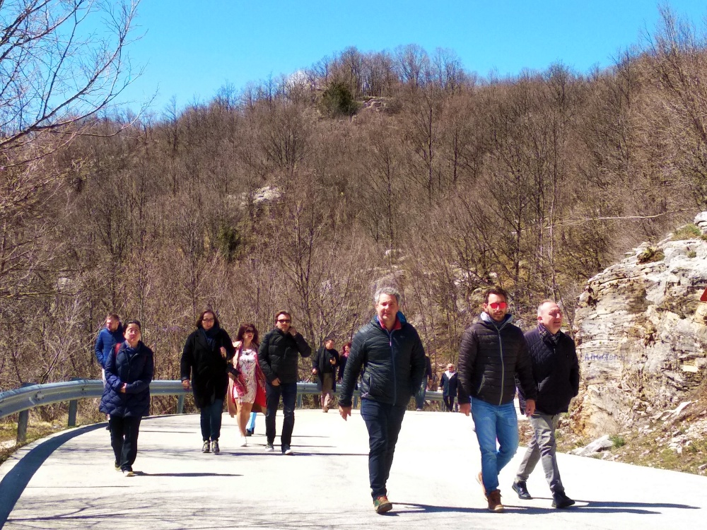 Fam trip to the area of Epirus – March 2019