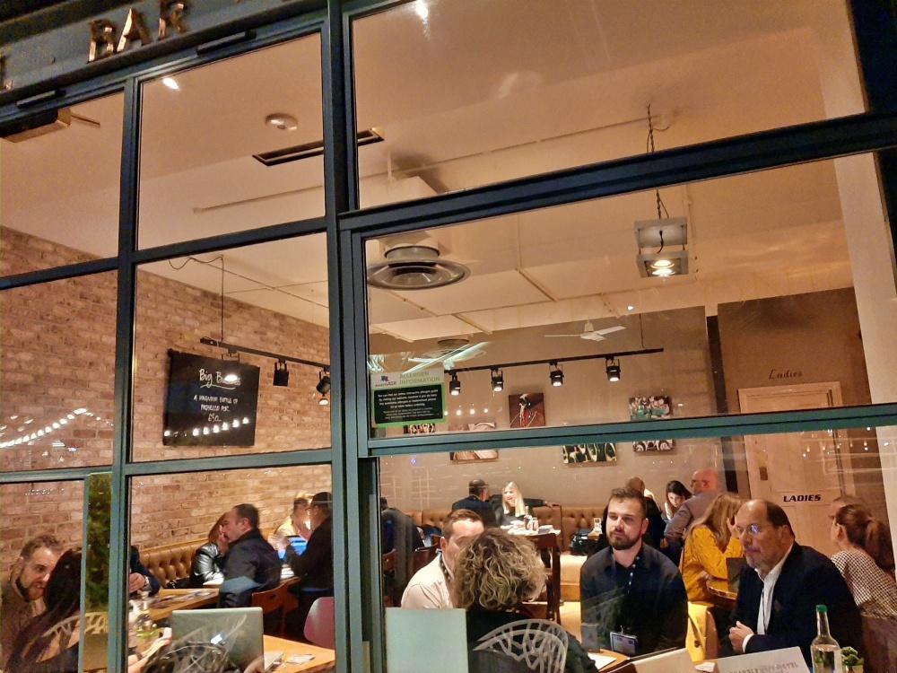 B2B WORKSHOP IN LONDON- NOVEMBER 2019