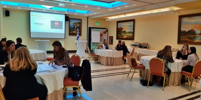 B2B WORKSHOP IN CYPRUS – NOVEMBER 2019