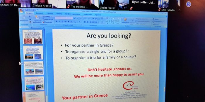 VIRTUAL B2B WORKSHOP WITH TOUR OPERATORS, TAVEL AGENTS & MICE ORGANIZERS FROM AUSTRALIA