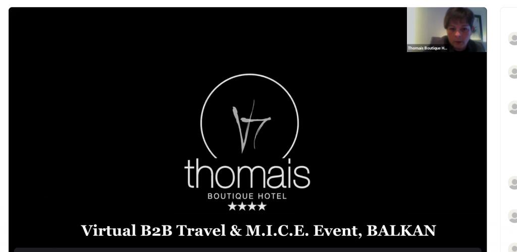 Virtual B2B Travel & M.I.C.E. Event, Balkan Countries