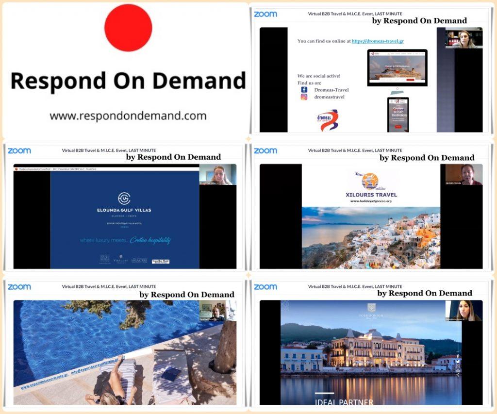 Virtual B2B Travel & M.I.C.E. Event, USA and Europe