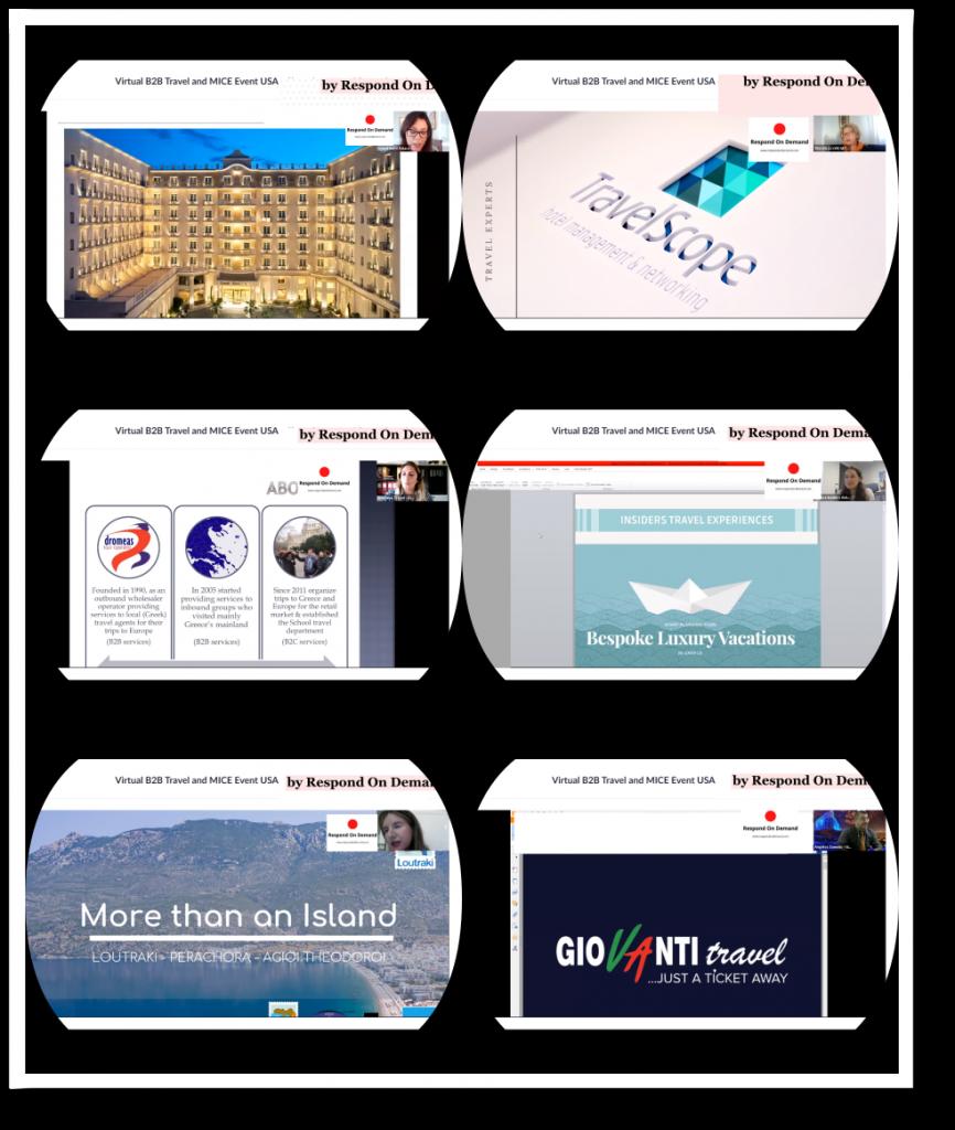 Virtual B2B Travel & MICE Event USA – October 2021